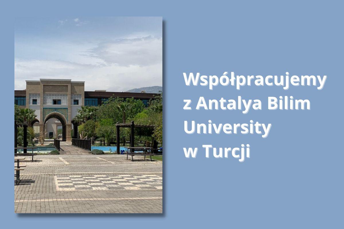 Aktualności KSW: Współpraca z Antalya Bilim University