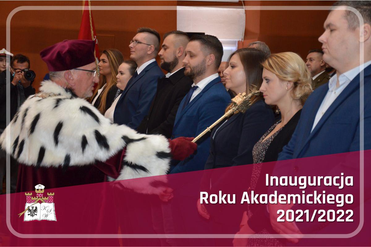 Aktualności KSW: Uroczysta Inauguracja Roku Akademickiego 2021/2022