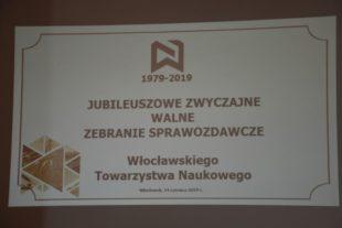 Kujawska Szkoła Wyższa - Galeria: Jubileusz 40-lecia Włocławskiego Towarzystwa Naukowego