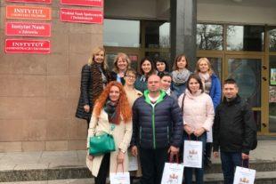 Kujawska Szkoła Wyższa - Galeria: Wykładowcy z Ukrainy gośćmi KSW we Włocławku