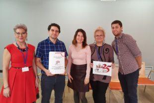 Kujawska Szkoła Wyższa - Galeria: Trzecia Misja KDUTW – szkolenie w Pradze